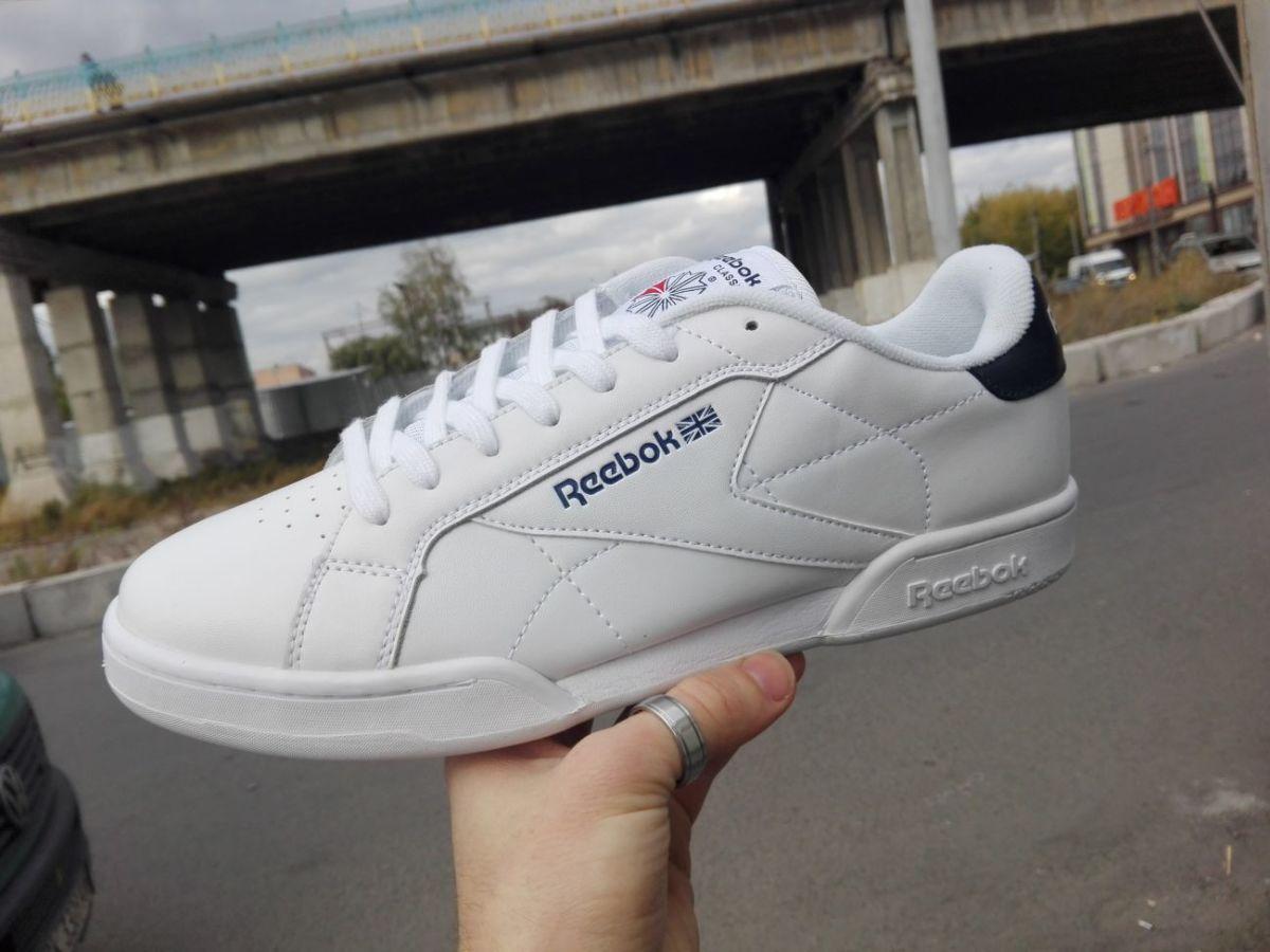 1f9b7ede7dd3a2 Купить сейчас - Мужские Кроссовки Reebok Classic All White (Рибок ...