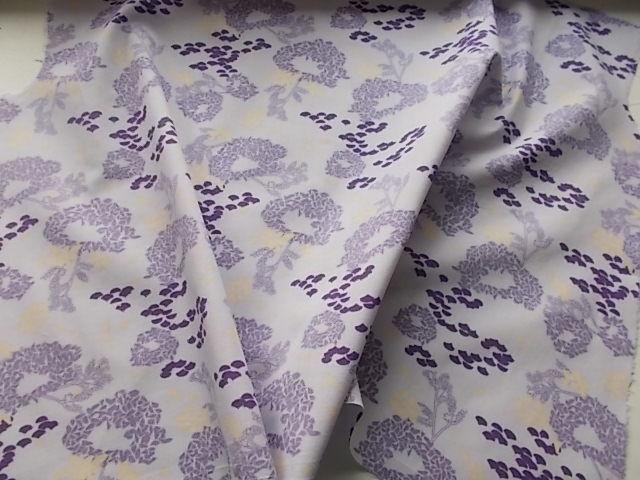 Ткань хлопок цветной в сиреневых тонах. Для рукоделия, For Hand Made