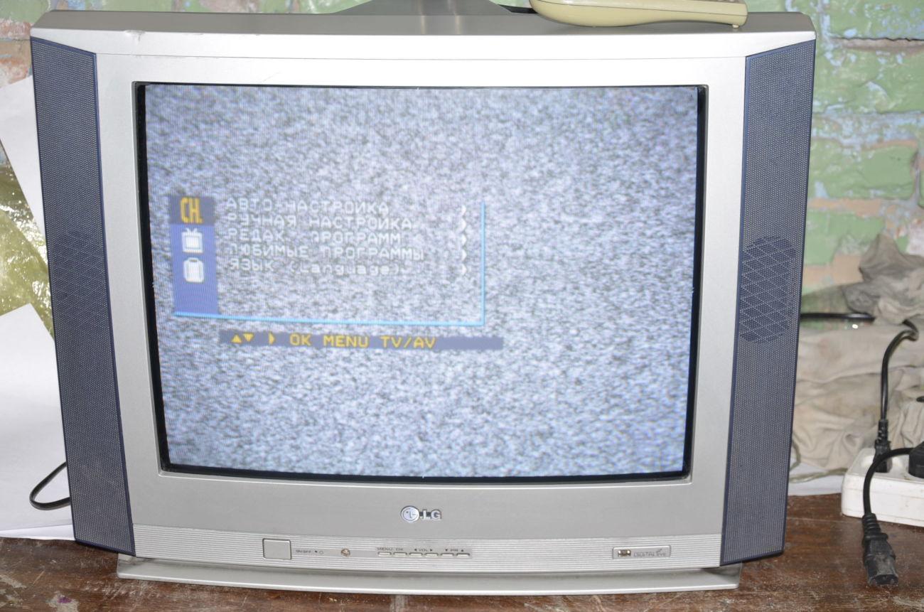 Телевизор LG CT-21M60KE