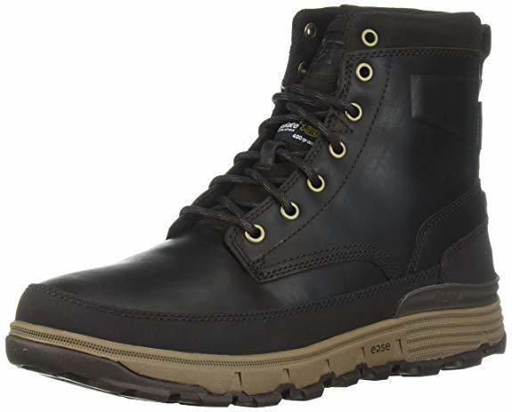 21f4bab2a75e Теплейшие непромокаемые зимние ботинки кожа Caterpillar Viaduct 42 ...