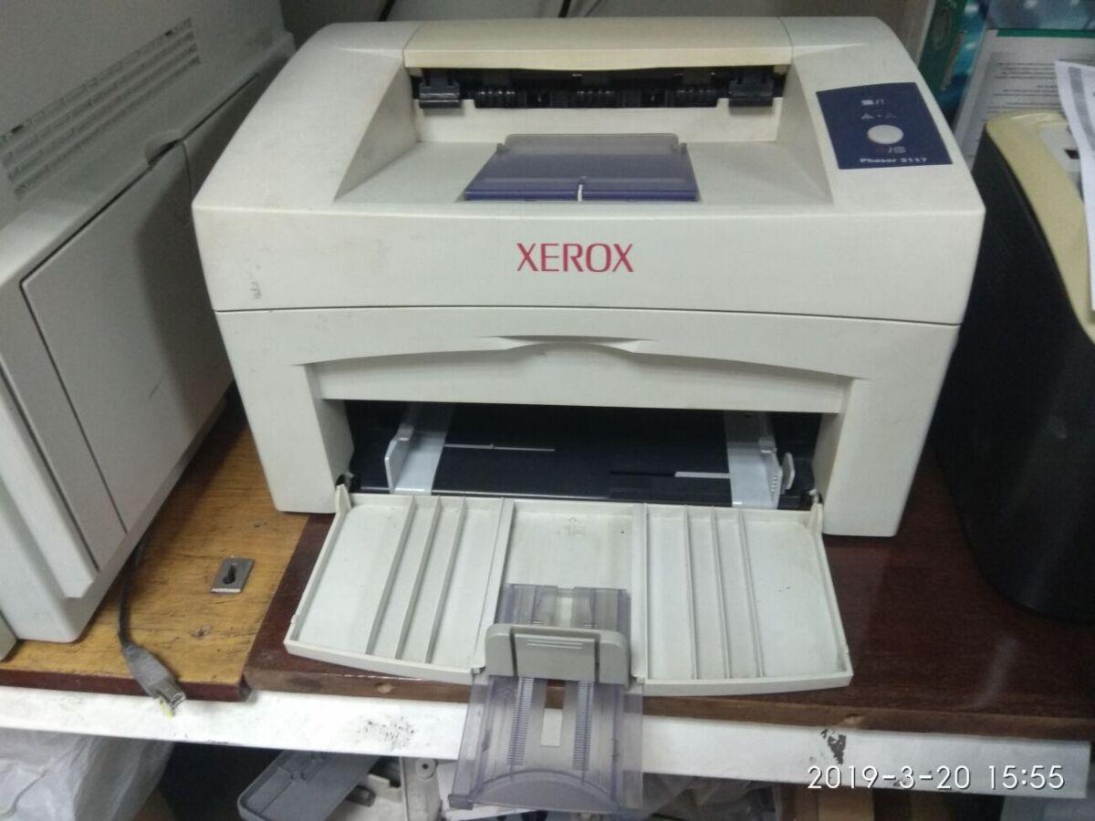 Принтер Xerox 3117(он же Samsung 2015  )