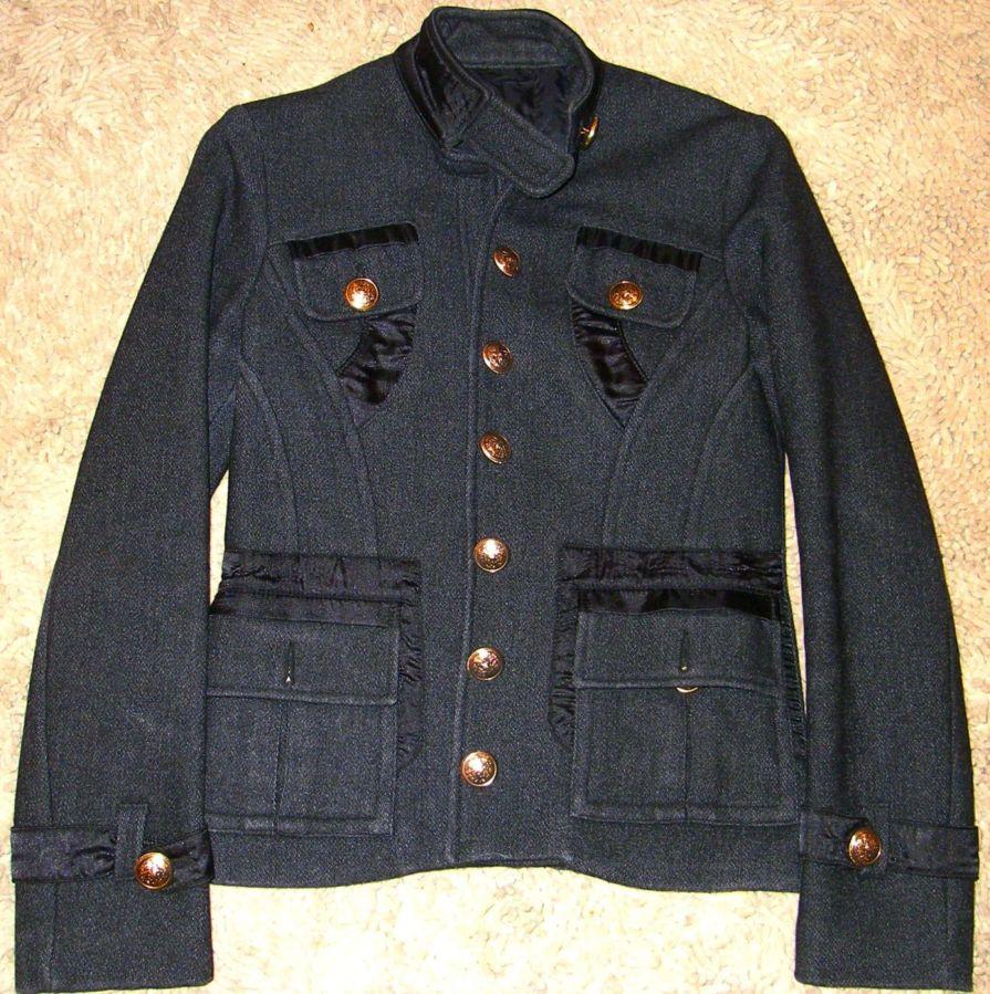Очень стильный пиджак. Шерсть.  450 грн. - Куртки Одеса - оголошення ... 6646f3de62288