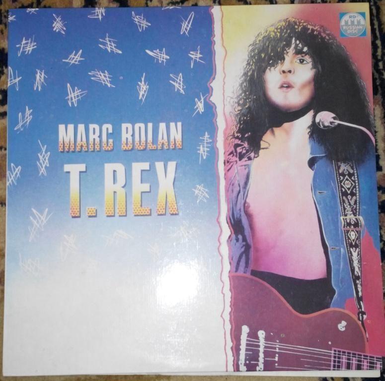 Продам винил Marc Bolan T.Rex