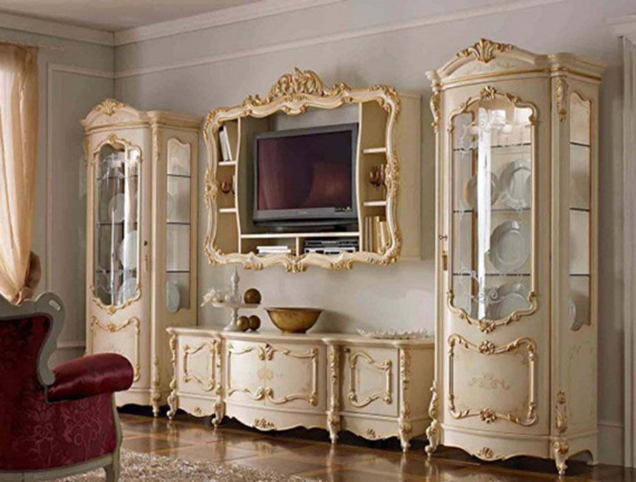 Любая мебель на заказ любого уровня сложности.