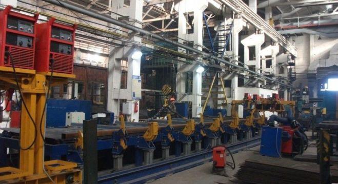 Праця на заводі з виготовлення вагонів в Польщі