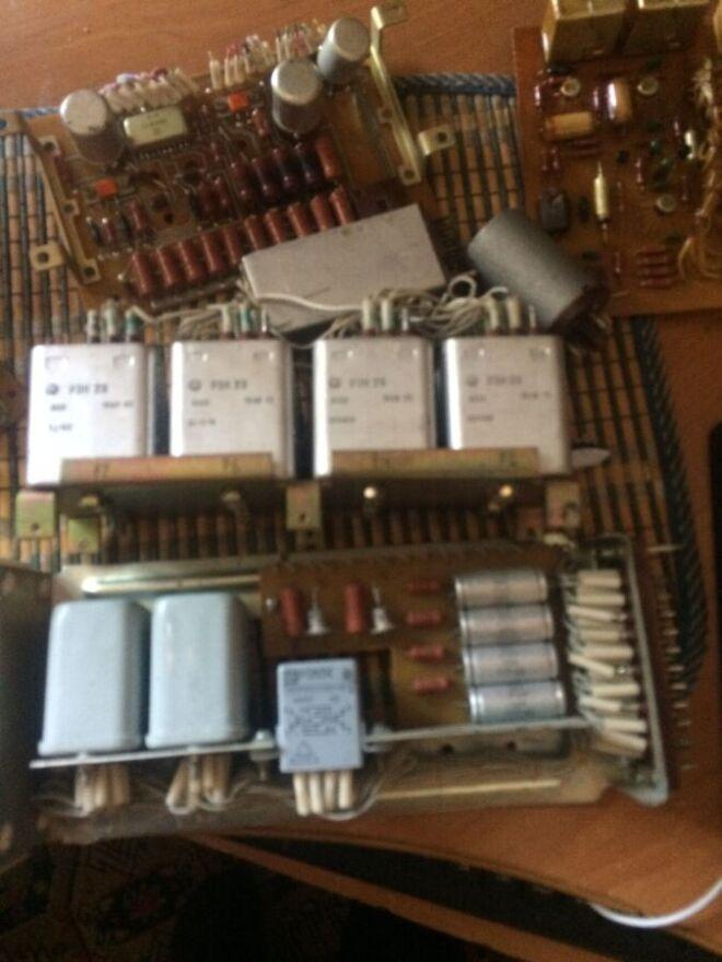 Куплю Радиодетали,платы,осциллограф,частотомер,вольтметр 5