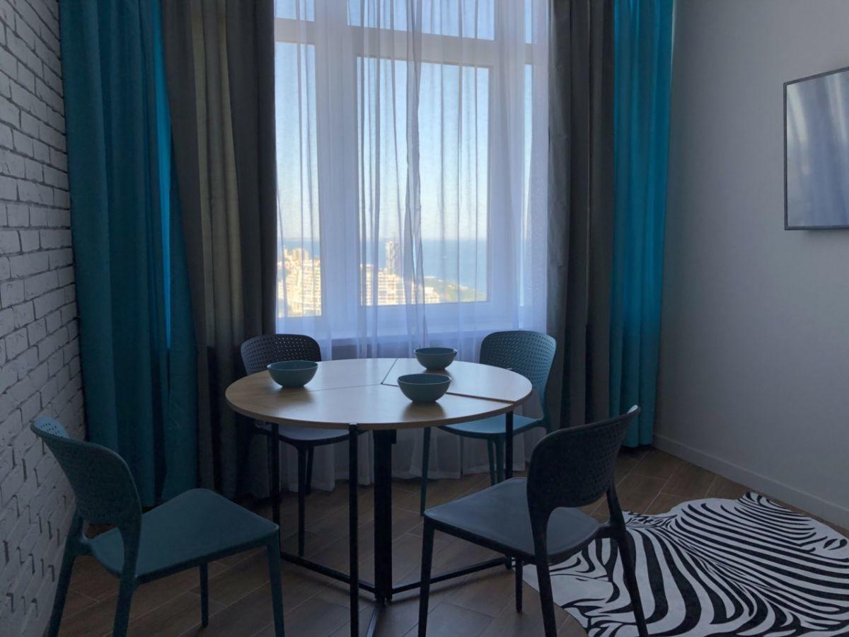 Аренда 2-х комнатной квартиры. Панорамный вид моря! Аркадия.