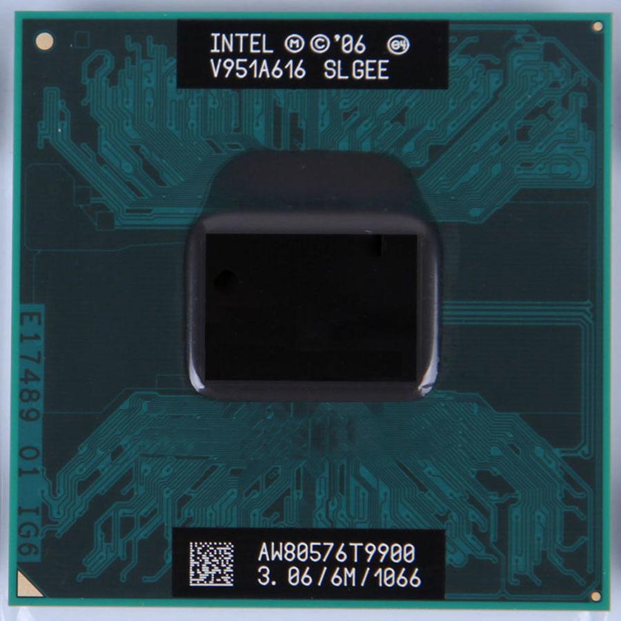 Intel Core 2 Duo T9900 3.06GHz новый гарантия 1год