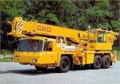 Аренда автокрана ТАТRА CKD AD-28 в Украине