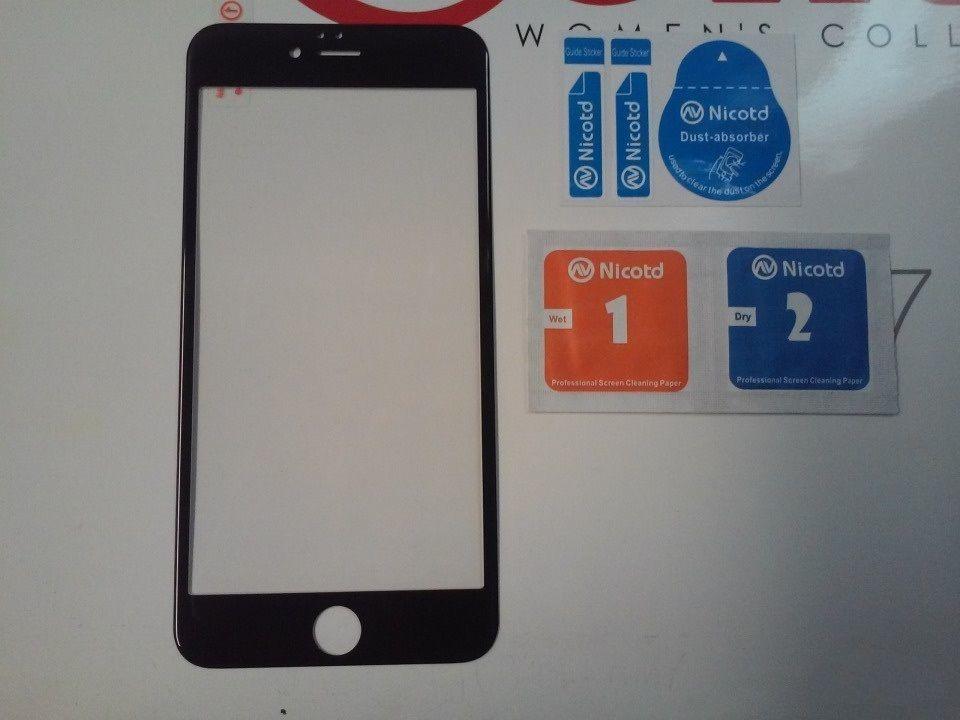 Защитное 3d стекло на айфон 6 6s для Iphone