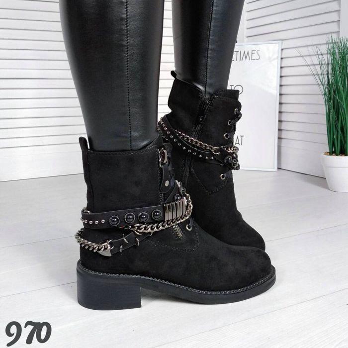 781ae2ca32a0 Ботинки женские ВСЕ РАЗМЕРЫ полусапожки осенние обувь Украина  820 ...