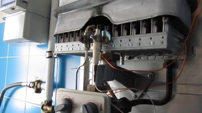 Ремонт газовых колонок, котлов, плит, духовок в Запорожье.