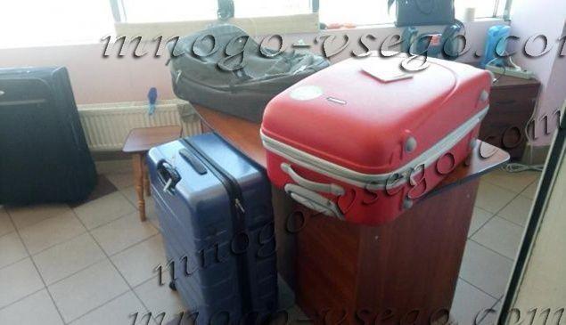 Ремонт чемоданов Киев Троещина