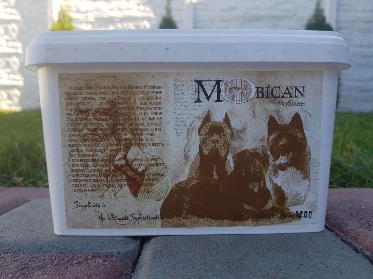 Натуральная витаминная добавка для собак «Мобикан»