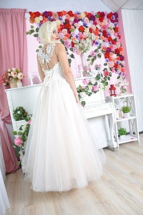Продам итальянское свадебное платье. Скидка