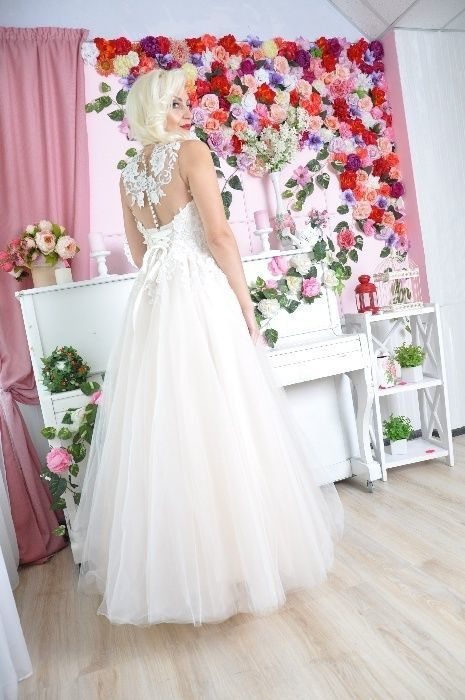 Продам итальянское свадебное платье СКИДКА