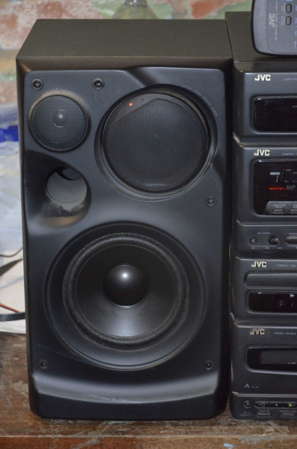 Музыкальный центр JVC CA-MXS6BK
