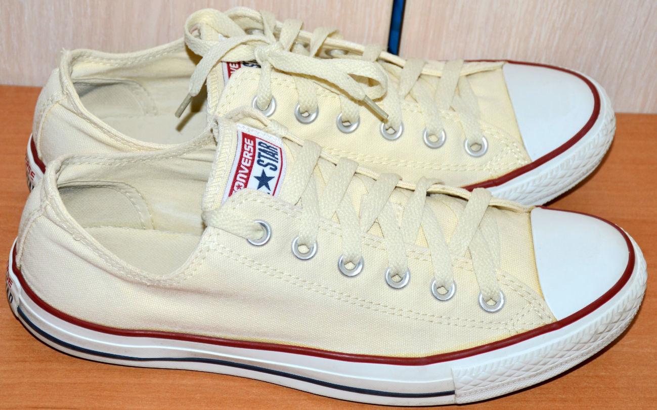 Кеды CONVERSE original б у 41EU unisex  450 грн. - Спортивне взуття ... 2a04c2c28d019