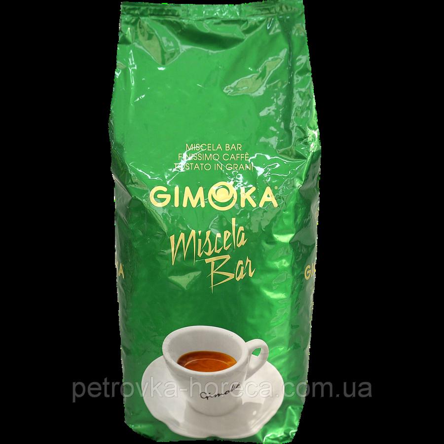 Кофе в зернах Gimoka Miscela Bar Verde 3кг