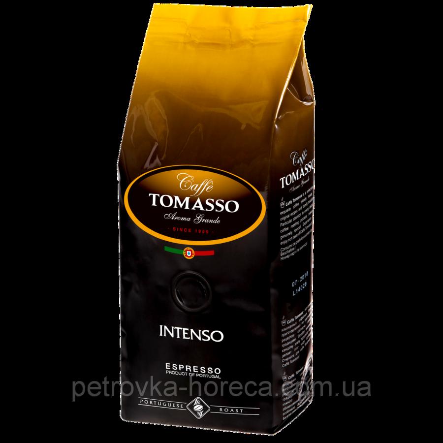 Кофе в зернах TOMASSO Intenso 1кг 50/50
