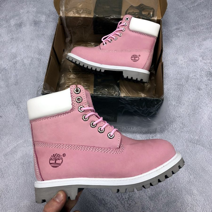 f6be3cb12dfd Ботинки Timberland New.Купить женские розовые тимберленд топ недорого.