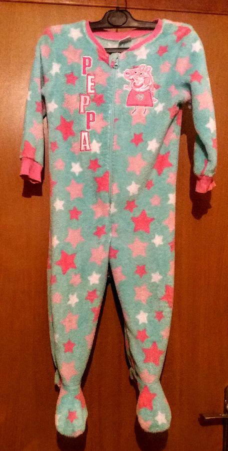 Кигуруми,махровая пижамка.3-4 года.