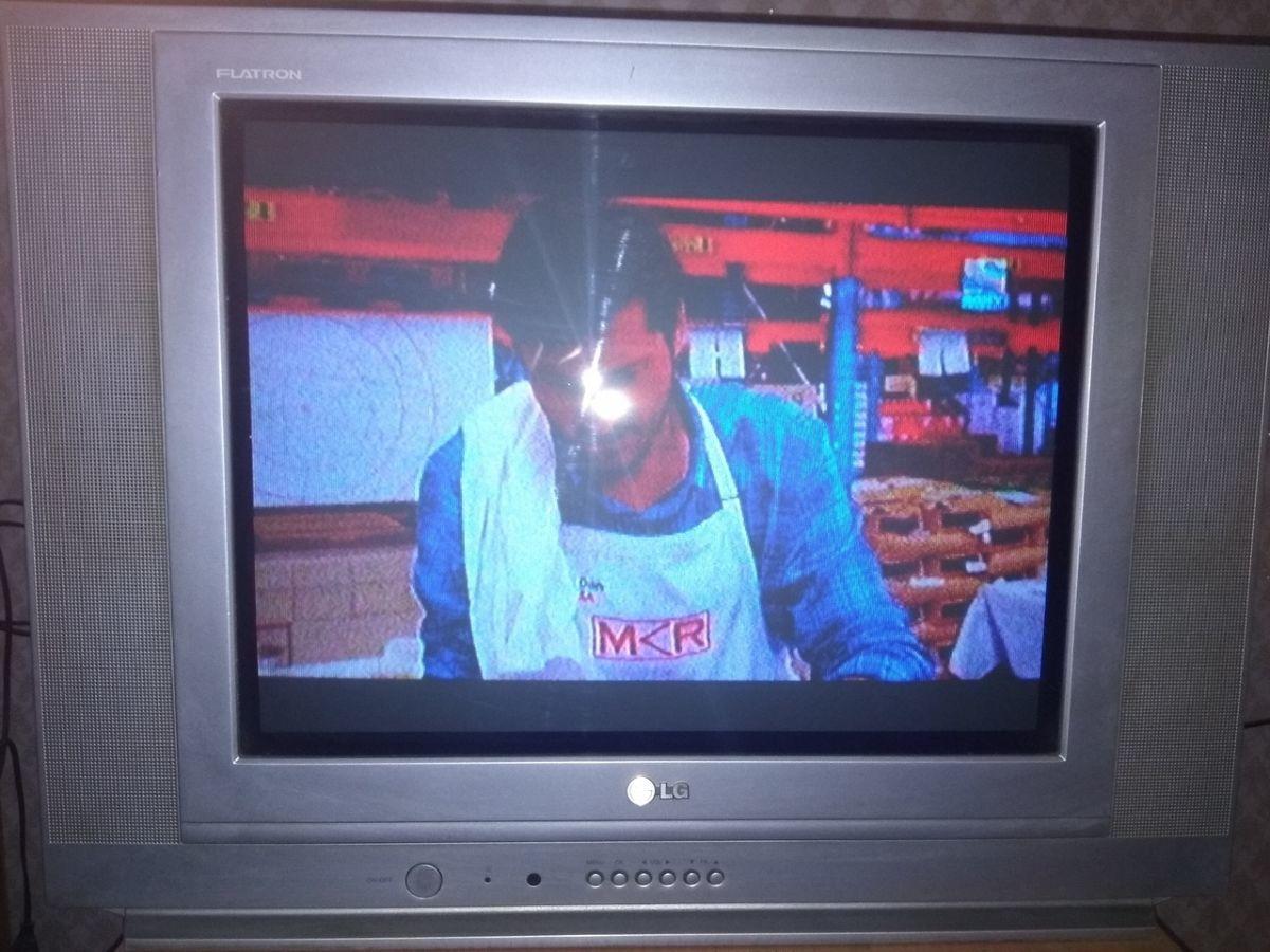 Телевизор LG.Плоский экран.