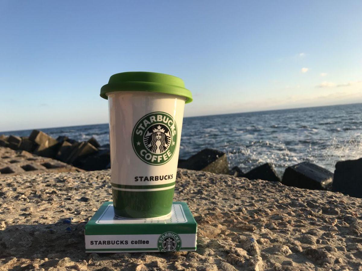 Чашка Starbucks Керамическая