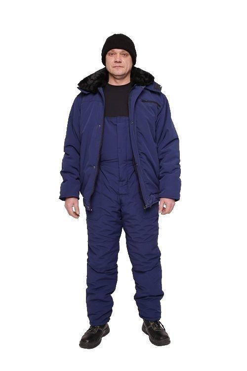 Костюм утепленный: куртка+полукомбинезон