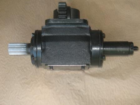 Коробка отбора мощности КС-3577, КОМ КС-3577, раздатка на автокран КС-