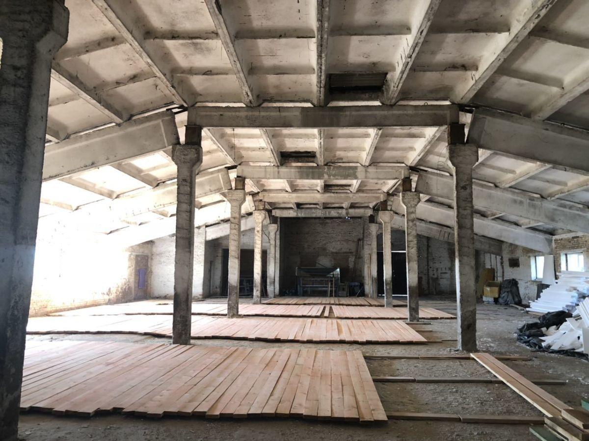 Продам 1-этажные склады/ производство  3 580 м2