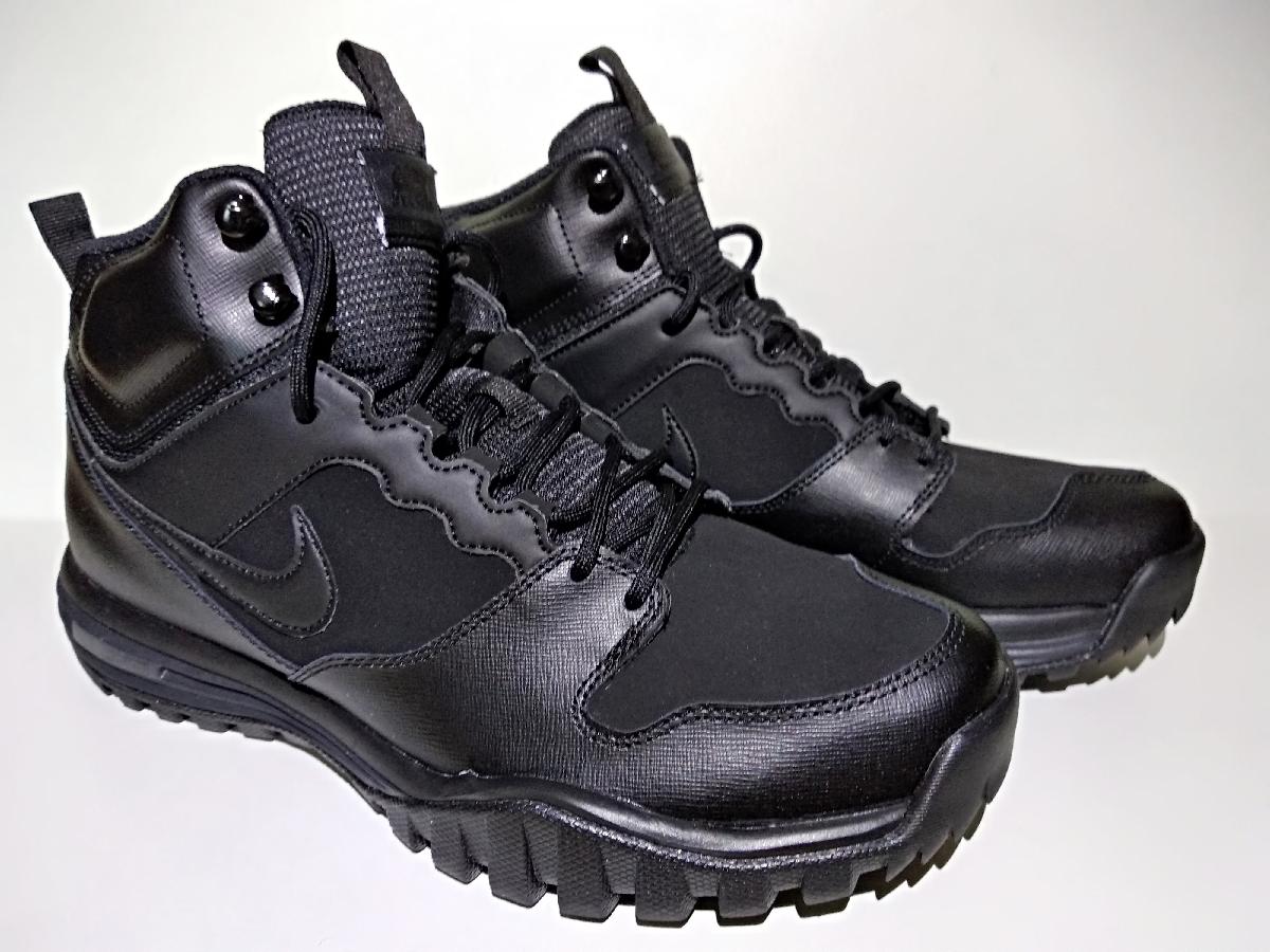 new products fcec4 30507 Кроссовки мужские кожаные Nike Dual Fusion Hills Mid Leather.Оригинал