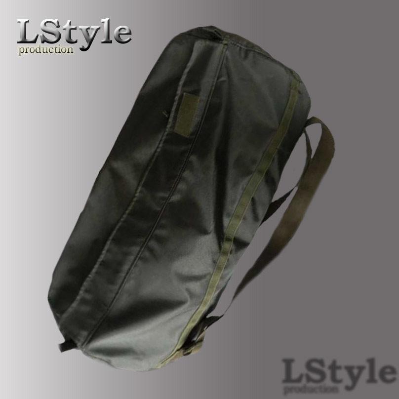 Армейский рюкзак сумка - баул Бундесвер на молнии. 100л / 80л / 65 л.