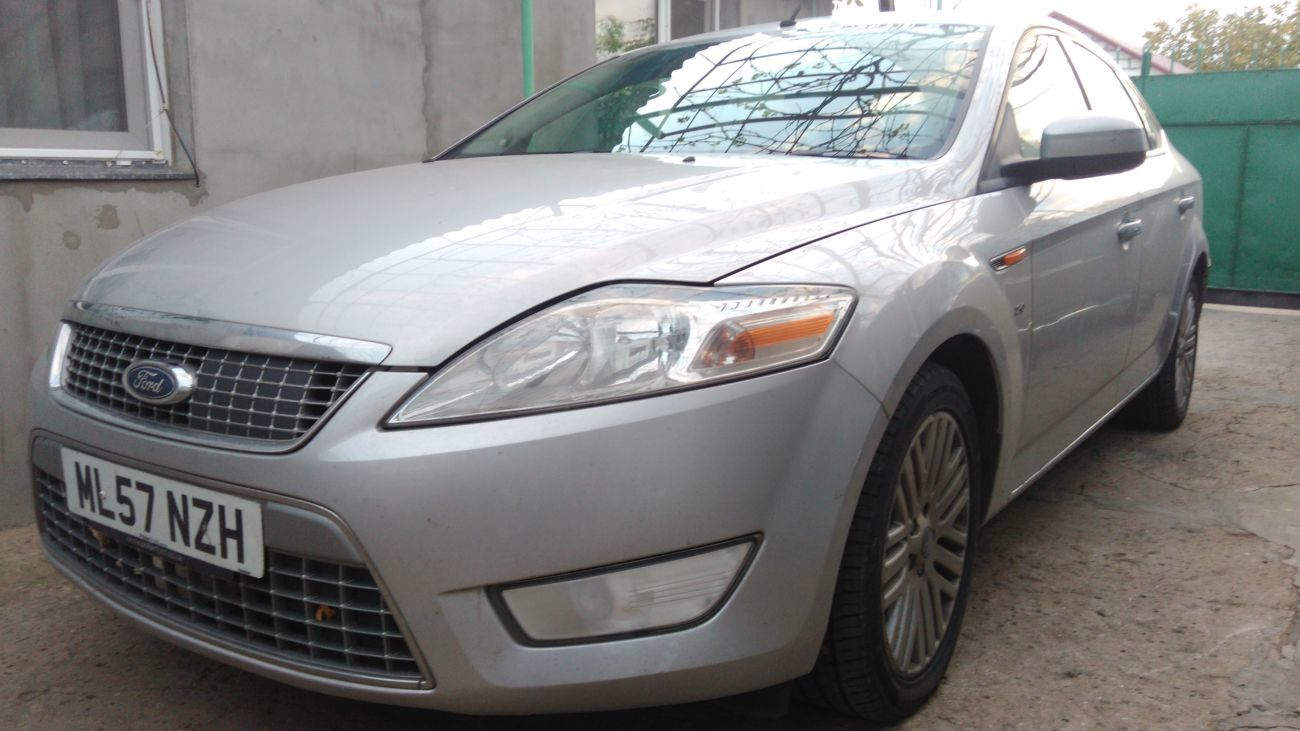 Разборка Ford Mondeo 2008