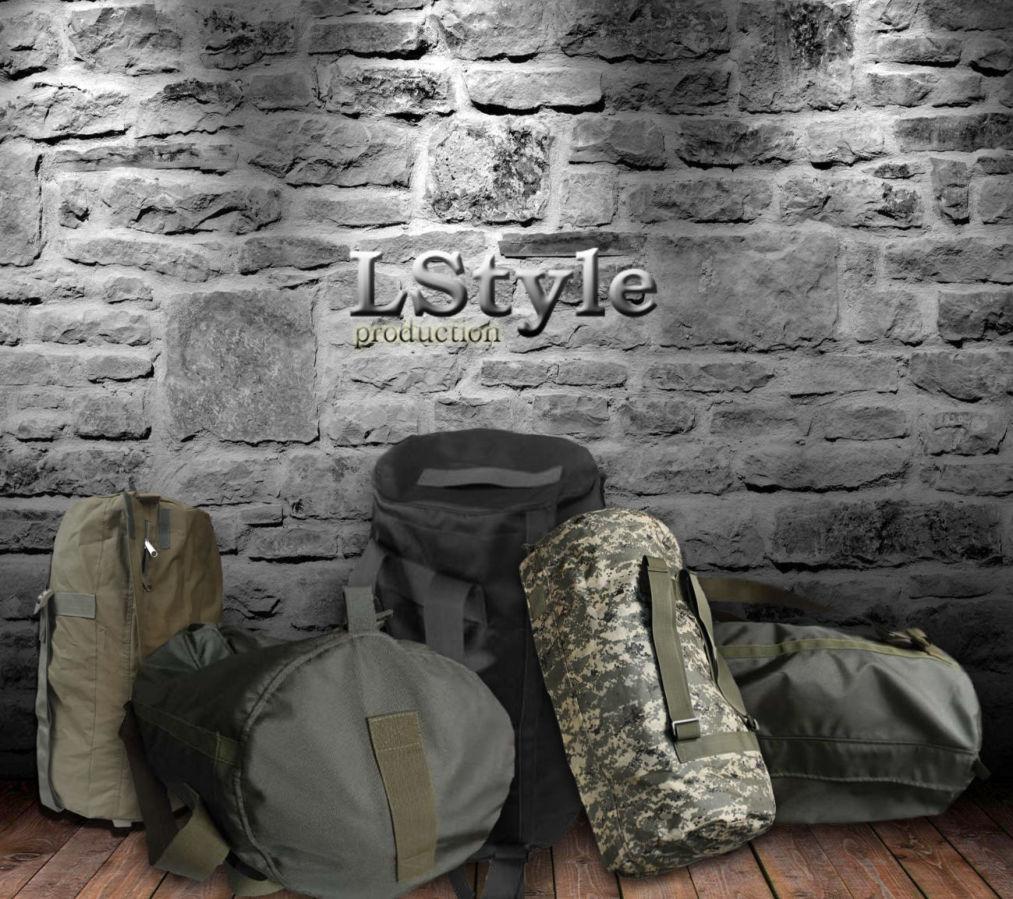 c5f4336f3e66 Армейский рюкзак сумка - баул Бундесвер на молнии. 100л / 80л / 65 л ...