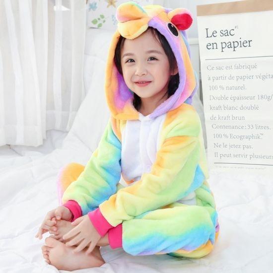 Детское кигуруми радужный единорог 100 см  580 грн. - Пижамы и ... e2cbf6de6a7ba