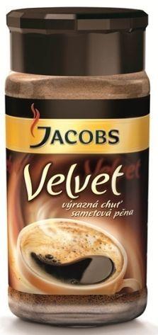 Растворимый кофе Jacobs Velvet