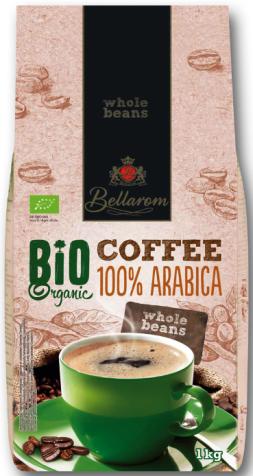 Кофе Bellarom Bio Organic 1 кг