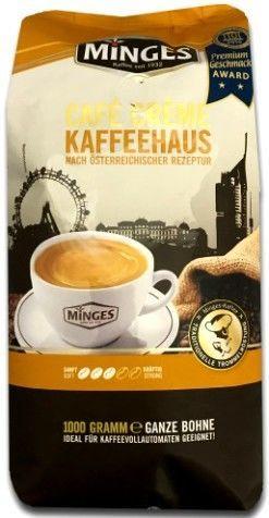 Minges Cafe Creme Kaffeehaus 1 кг