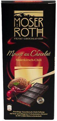 Шоколад Moser Roth 187,5г