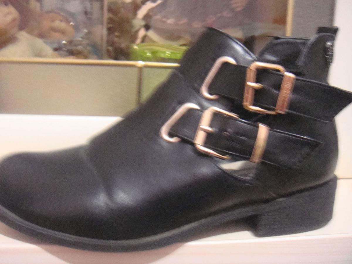821468625 Женские ботинки женские ботильоны Buffalo London р.36: 350 грн ...
