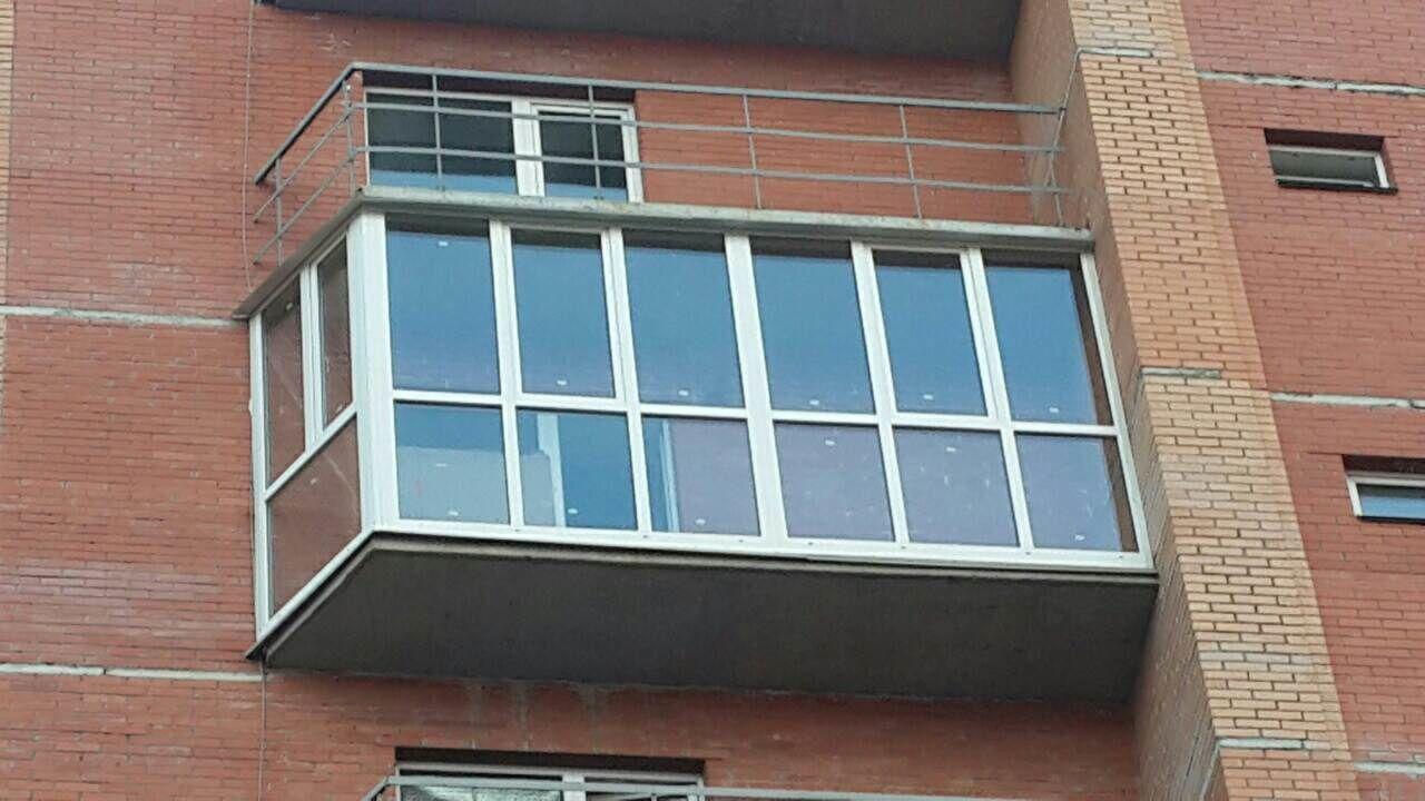 Балкон под ключ Борисполь