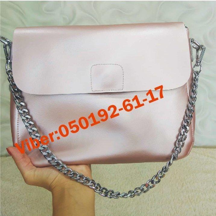 1f6d9444ddad Женская кожаная сумка в цвете пудра , кожаные сумки пудровые: 863 ...