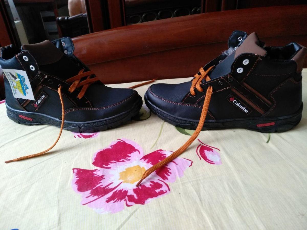 Ботинки зимние новые размер 40-43