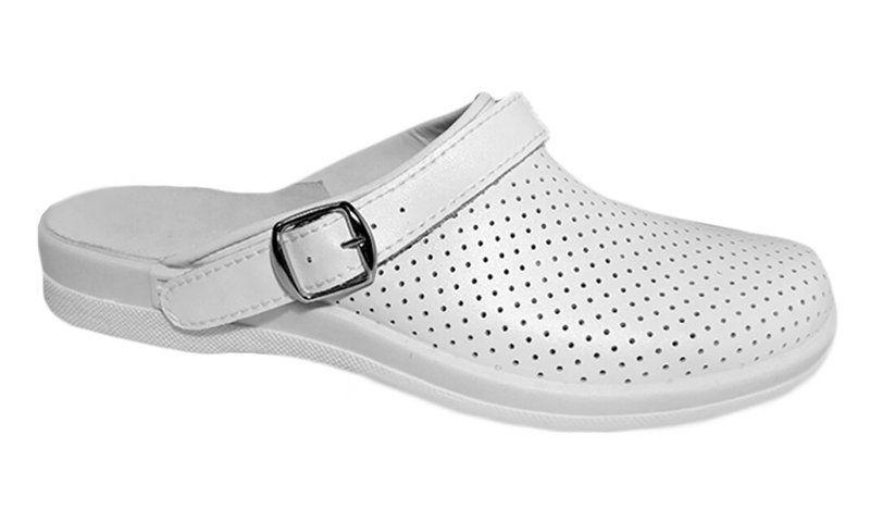 Медицинская обувь сабо для врачей