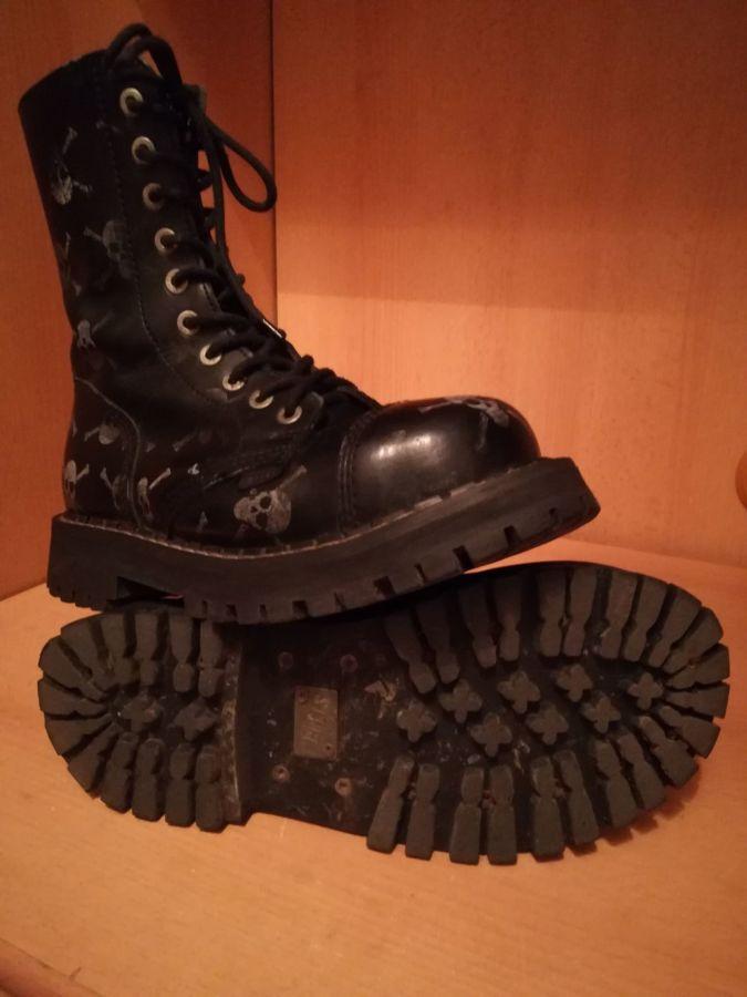 ... Женская обувь Киев · Ботинки Киев. Ботинки STEEL  (стилы берцы сапоги черевики) c0ca37fa5f4f1