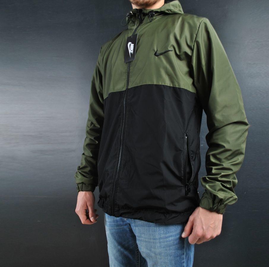 dbae1fc4 Ветровка Nike New.Купить мужскую весенне-осеннюю куртку найк недорого.
