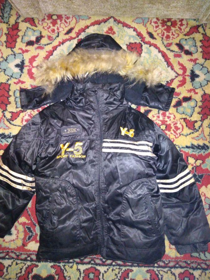Продам куртку для мальчика