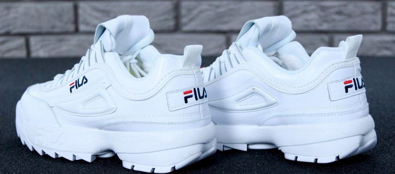 Кроссовки FILA Disruptor II FUR