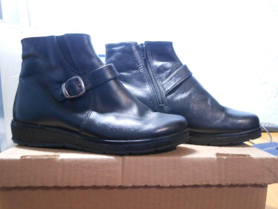 74952903b Новые женские зимние кожаные ОРТОПЕДИЧЕСКИЕ ботинки,сапожки 39 р-р ...